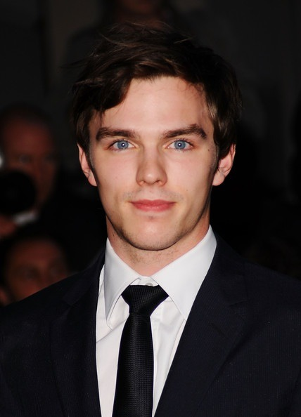 inebriari:  16/20 Gorgeous Celebrity Fellas - Nicholas Hoult   sweet babies!! i love this guy!
