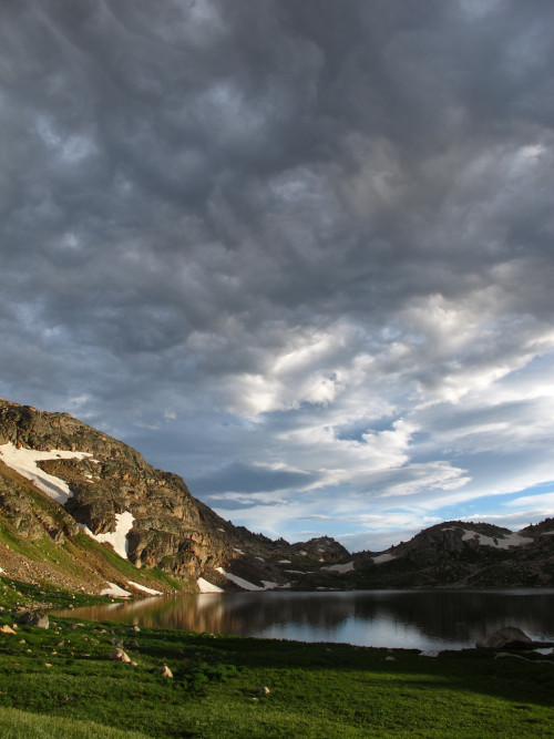 nordaustlandet:   Day 20, Beartooth Mountains, Montana  July-2012 Outdoor Sporting Goods