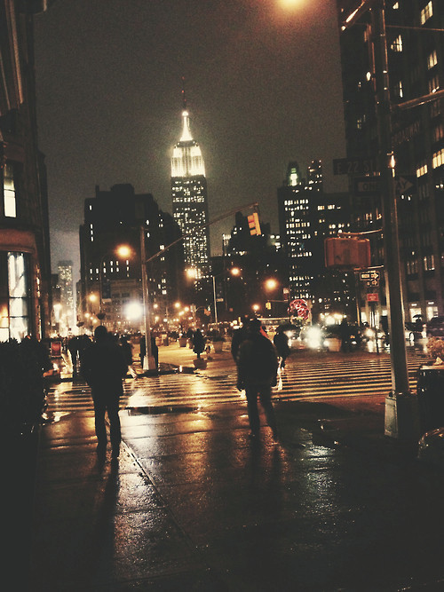 newyorkisforlovers:  nostalgicartpopist:  yellow | via Tumblr on @weheartit.com - http://whrt.it/184AFrF  New York only! Follow this blog if you love New York.