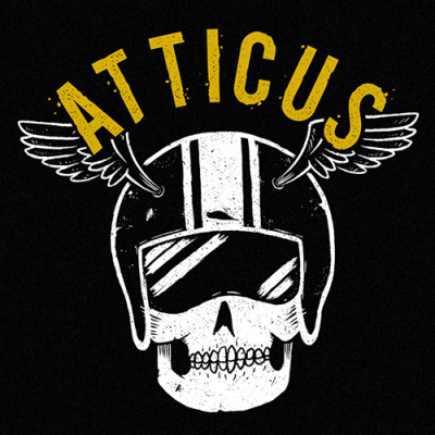 second design done for atticus, never heard back so its FOR SALE hit me up if you like it  — www.fakexfake.com www.fakexfake.tumblr.com @bringbackdakota www.dribbble.com/fakexfake