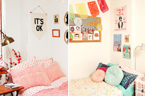 Dorm Wall Decor Tumblr : Worried your decor may clash with new roommate s