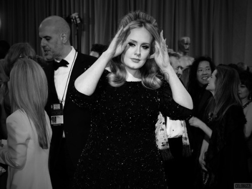 sexymommmy:  Adele is judging you.