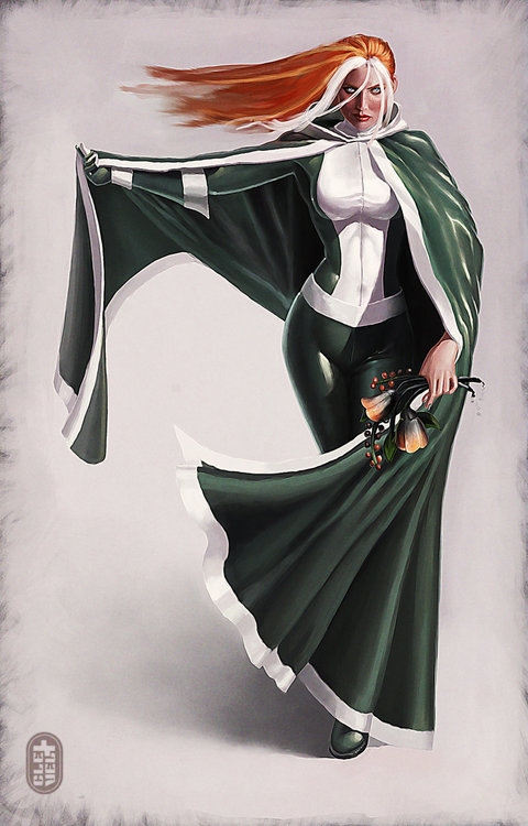 comicbookwomen:  SOURCE  Rogue