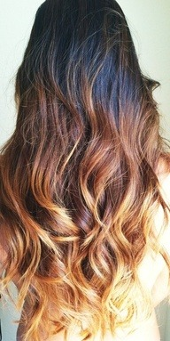 Will be my next hair after a few months. ❤