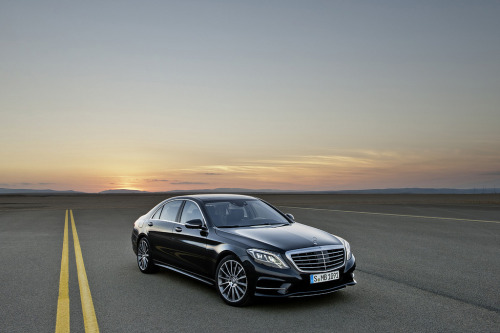 automotivated:  2014 Mercedes-Benz S-Class (by upcomingvehiclesx)