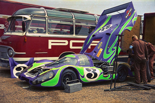 bestwheelbase:  eknude:  1970 24 Hours of LeMans. Porsche 917LH. history in previous posts  2300mm.