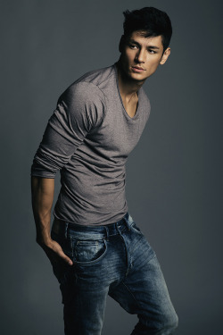 mensfashionworld:  Hideo Muraoka by Wong Sim