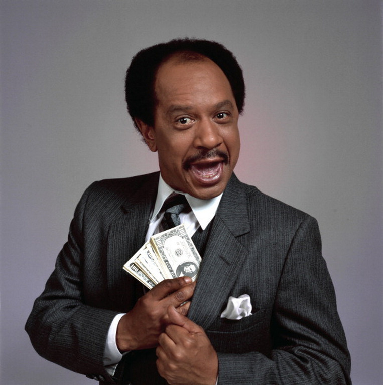 Sherman Alexander Hemsley (February 1, 1938 – July 24, 2012)