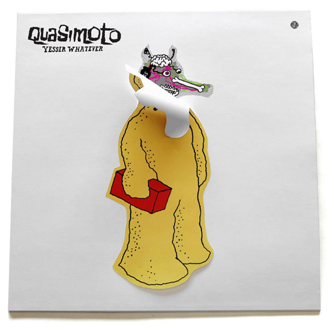 Interview: Quasimoto illustrator/Madlib art director Jeff Jank talks to Pitchfork's Nothing Major