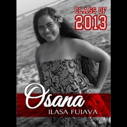 Congrats to my beautiful little cousin!! I'm so proud of you!! #FuiavaBuilt #AigaStrong #ClassOf2013