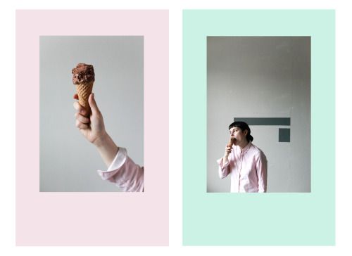Ice Cream #3, Maya Ragazzo, Baltimore, March 2013