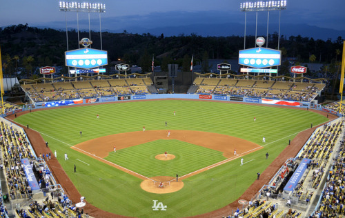 Dodger Stadium on Flickr.Last Night…