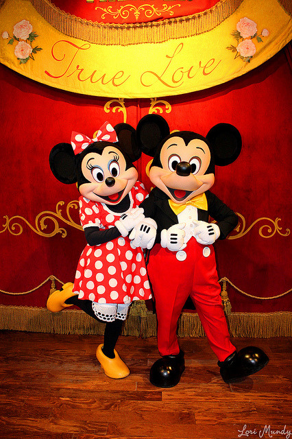 magicaldisneyworld:  Mickey and Minnie on Flickr.