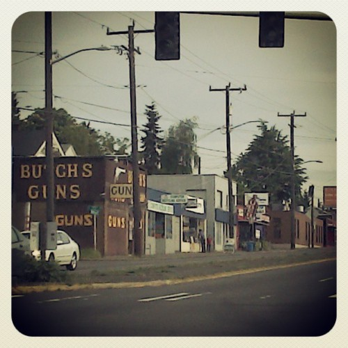 Butch's Gun Shop (Guns Guns Guns) #seattle