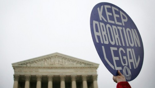 The facts about abortion rights on the 40th Anniversary of Roe v. Wade: More Americans than ever oppose overturning Roe v. Wade.   Most religious groups don't want it overturned either.  But Republicans are successfully chipping away at abortion rights. Following two of the worst years for reproductive freedom since the 1973 Supreme Court decision.  While House GOP trip over themselves to introduce competing bills defunding Planned Parenthood.   Most Americans under age 29 don't know Roe v. Wade is about abortion. Get MORE details about abortion rights.