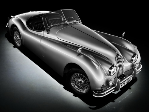 crazyforcars:  Jaguar XK140