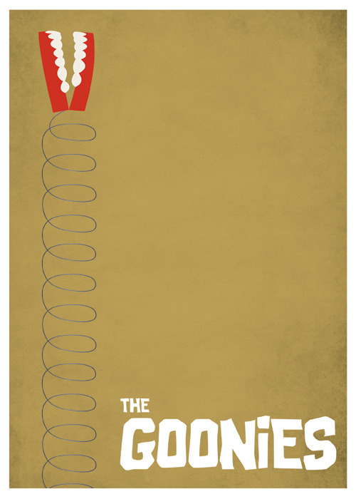The Goonies by purityofessence