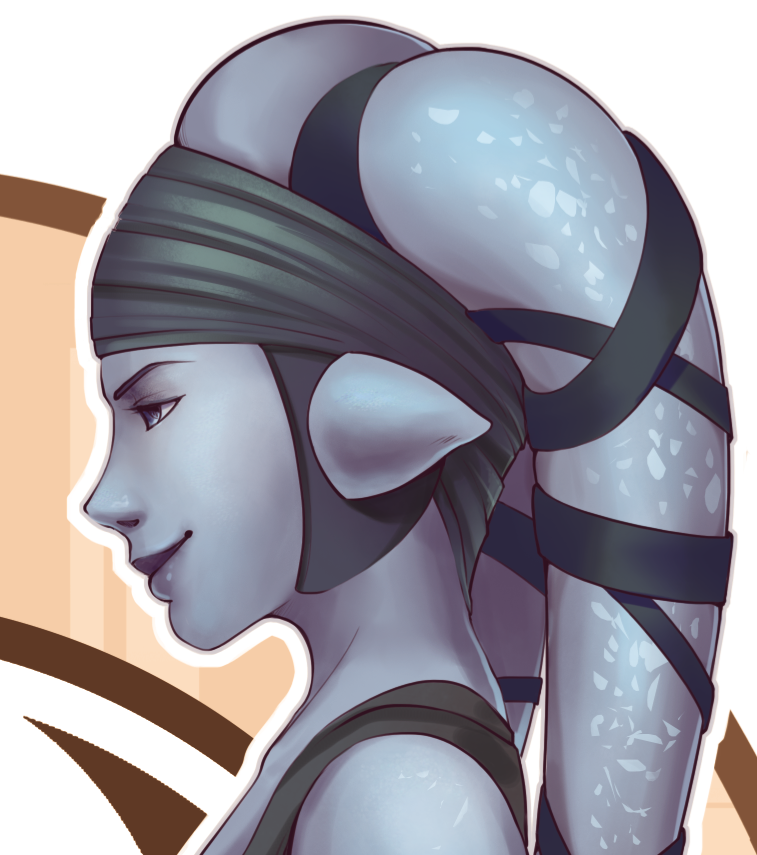Work in progress - commission for Star Wars Projekt forum. Having so much fun with it! Can't wait to hit the finish line and see how it looks.
