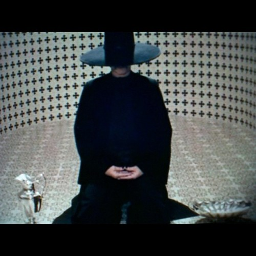 Finally saw The Holy Mountain today.  Absolutely incredible, sparked a lot of creative ideas as well.
