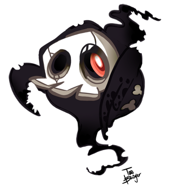 Day 8: Ghost Type- Duskull