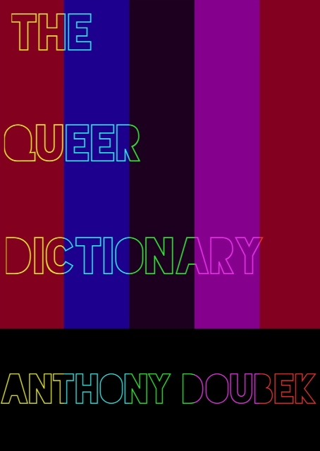 The Queer Dictionary was put together by Anthony Doubek to help make it easier to navigate the LGBTQ community in all it's complexity. Filled with 100 terms and definitions, the Queer Dictionary helps it's reader understand all the different terms found in the community. It also has lists of resources for further reading and a full chapter on what it means to be an Active Ally.http://www.amazon.com/The-Queer-Dictionary-ebook/dp/B00CFTT0QO/ref=sr_1_1?s=digital-text&ie=UTF8&qid=1366466917&sr=1-1&keywords=queer+dictionary