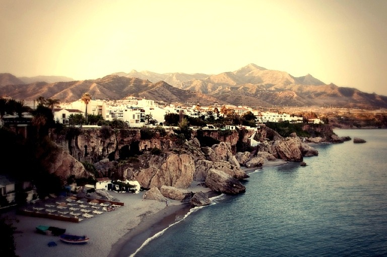 | ♕ |  Nerja - Andalusia, Spain  | by © James
