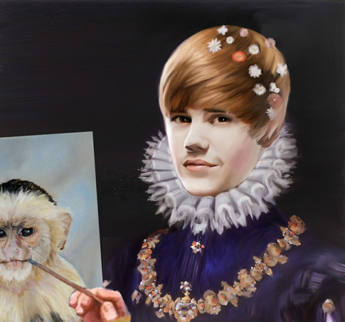 "funnyordie:  8 Reasons Justin Bieber is a True Artist After being booed during an acceptance speech at the Billboard Music Awards, Justin Bieber defensively claimed ""I'm an artist and I should be taken seriously.""  Here is evidence supporting his assertion.  Beautifully sustained tone throughout"