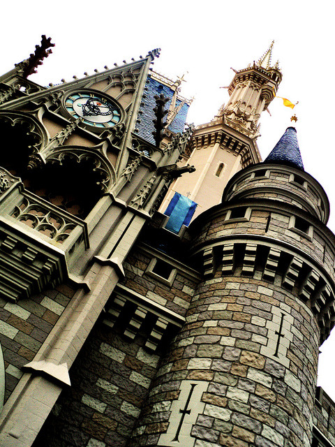 wdw-girl:  The Home of a Princess on Flickr.