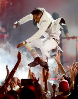derriuspierre:  Miguel performs onstage during the 2013 Billboard Music Awards at the MGM Grand Garden Arena on May 19, 2013 in Las Vegas, Nevada