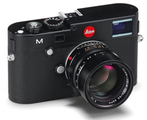 Leica M  I like-a the Leica.