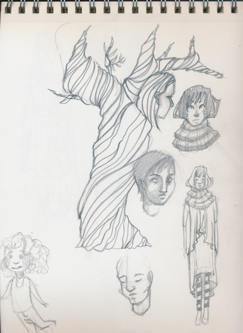 Sketchbook Page 10