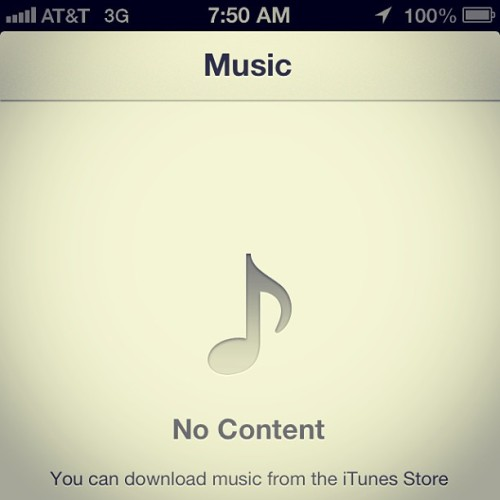 FML. -________-' #latepost #iphone #music #poop