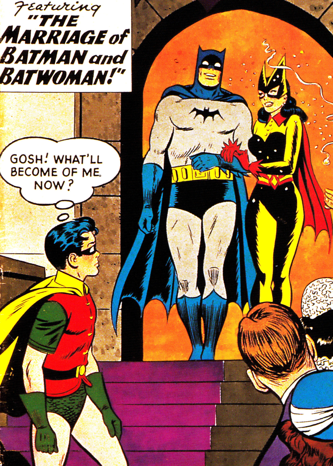 jthenr-comics-vault:  Batman #122 (March 1959)Art by Curt Swan (Pencils) & Stan Kaye (Inks)