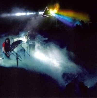 superseventies:  Pink Floyd's 'Dark Side of the Moon' tour, 1974.