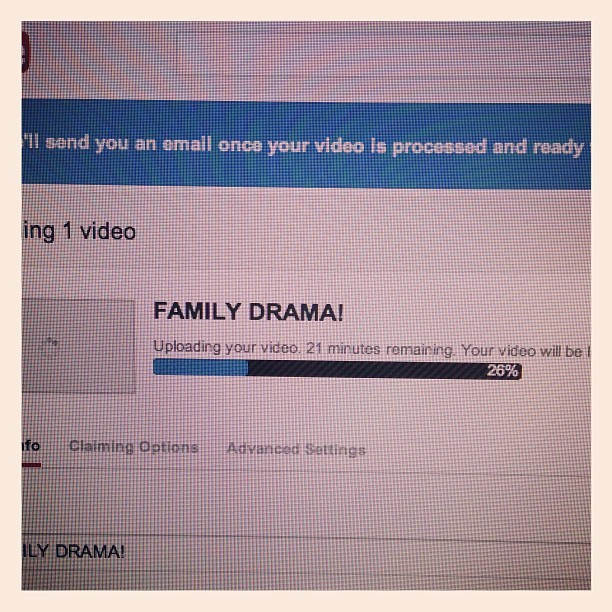 shanedawsonblog:  Uploading!!!!!!!!! Excited for u guys to see this one. I put my heart into it :}