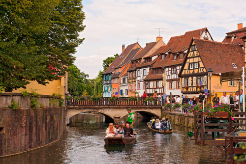 villesdeurope:  Colmar, France