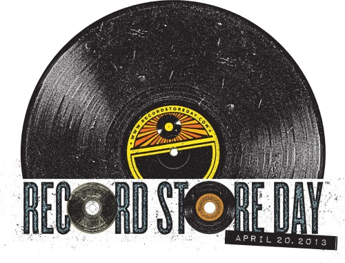 "Today is a Record Store Day - ""Your Turntable's Not Dead""wikipedia: http://en.wikipedia.org/wiki/Record_Store_Day"