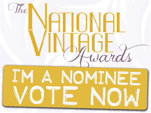 National Vintage Awards We're very excited to announce that Loop the Loop has been nominated for the National Vintage Awards for Best Online Shop for Homeware. Voting is now open and we would be over the moon if anyone would like to vote for uhttp://thenationalvintageawards.co.uk/vote-here/best-online-shop-homeware/