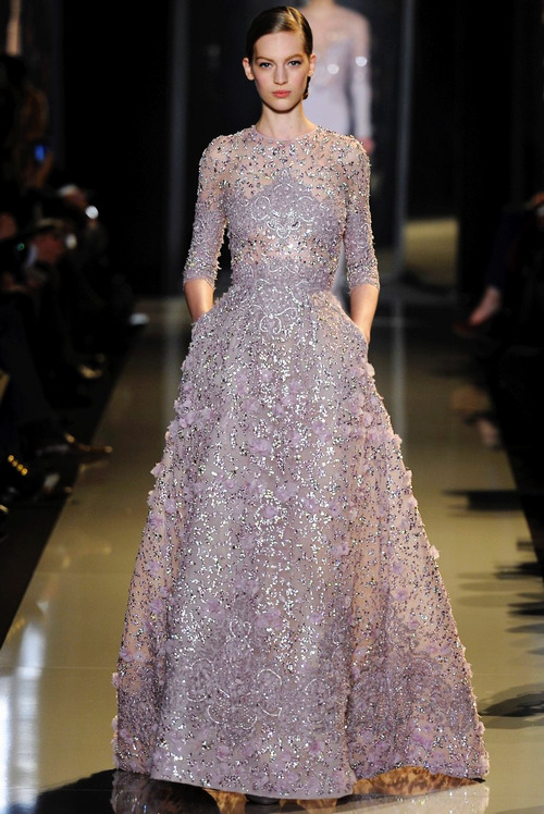 everythingasoiaf:  Gown for Lady Sansa, Elie Saab