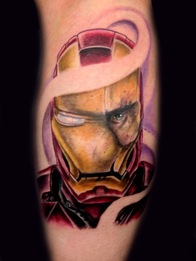 Zombie Ironman By Lee Rudeboy Reynolds,@ Rudestudios Leeds,Headingley