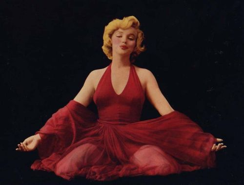Marilyn Monroe- c.1957 photographer Milton H Greene