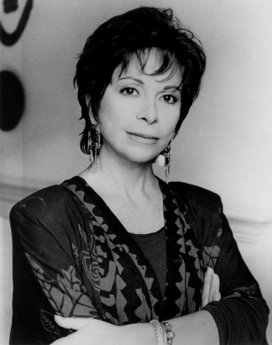 theparisreview:  On January 8, 1981, Isabel Allende wrote a letter to her dying grandfather that later turned into her first novel,The House of the Spirits. Ever since, this has been the date on which Allende starts a new work. Having started, she writes from Monday through Saturday, from 9:00 A.M. to 7:00 P.M. We wish her happy writing and hope to profit by her industrious example.
