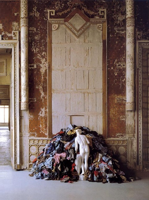 Michelangelo Pistoletto, Venere degli stracci (Venus of the Rags), 1967