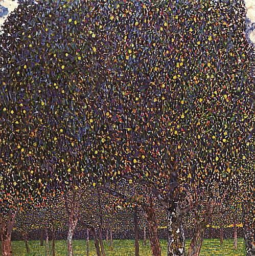 gustavklimt-art:  Pear Tree, 1903 Gustav Klimt