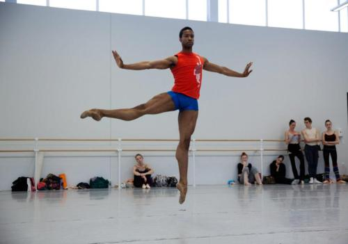 wejustwanttodance:  Principal Dancer Jeremel Johnson of the Pennsylvania Ballet