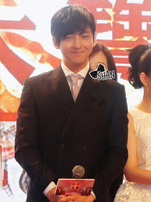 130516 Kibum @ 吉祥天宝 Press Conference [photo by shan珊 图片禁止二改和商用!]do not edit or use for commercial purposes.