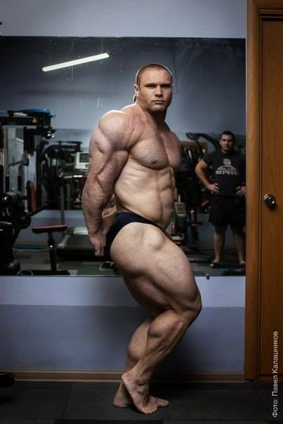 muscleaddict:Russian Beast: Arkady Velichko aka Аркадий Величко