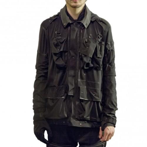 Aitor Throup paratrooper jacket paratrooper jacket menswear fashion throup high tech futuristic