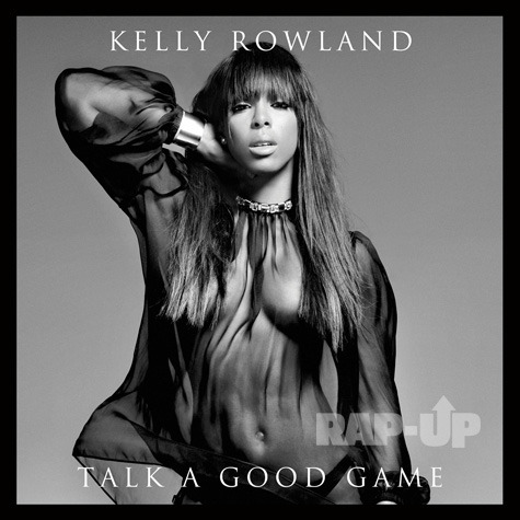 ALBUM COVER: KELLY ROWLAND – 'TALK A GOOD GAME'