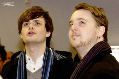 ► (477/1000) photos of youtubers → Chris Kendall and Ed Blann